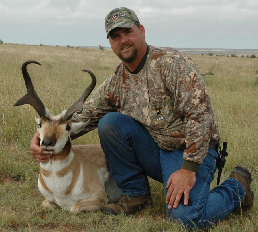 Santa Rosa Ranch-Antelope Hunts