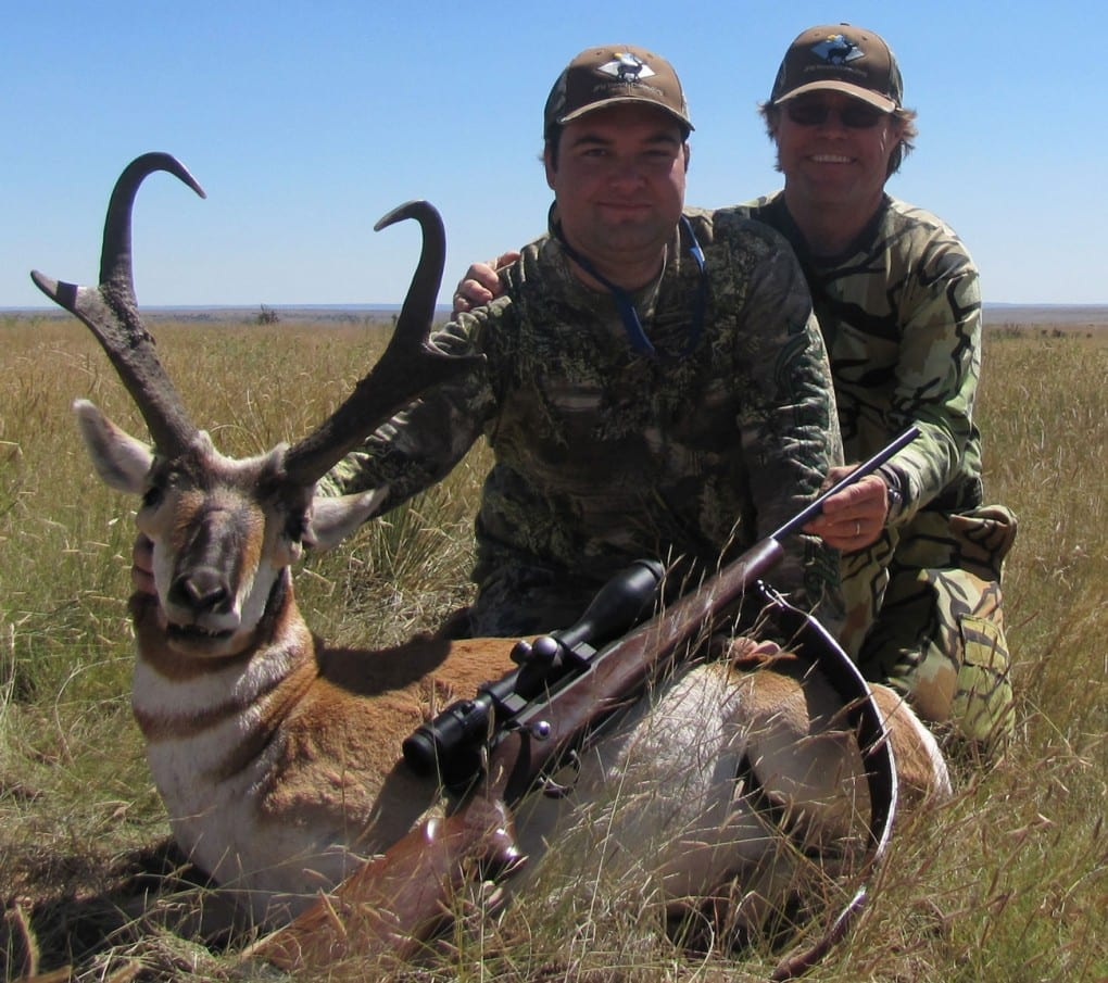 Juan de Dios-Antelope Hunts