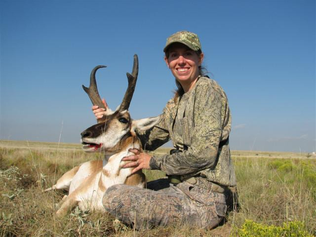 New Mexico Antelope Hunts