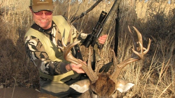 New Mexico White Tail Deer Hunt