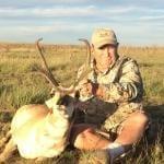 NM Big Buck Antelope