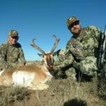 NM Antelope Hunting